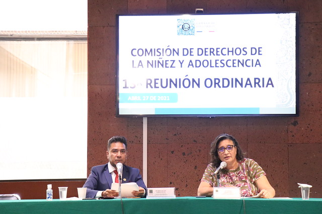 27/04/2021 Comisión De Los Derechos De La Niñez Y Adolescencia