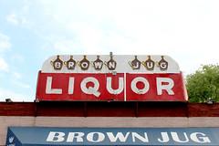 Brown Jug Liquor