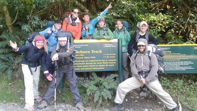 Photo:Routeburn Track By DANNY : DE HEK