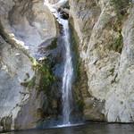 Eaton Canyon Falls in Alta Dena -334