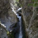 Eaton Canyon Falls in Alta Dena -325