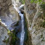 Eaton Canyon Falls in Alta Dena -320