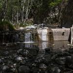 Eaton Canyon Falls in Alta Dena -303