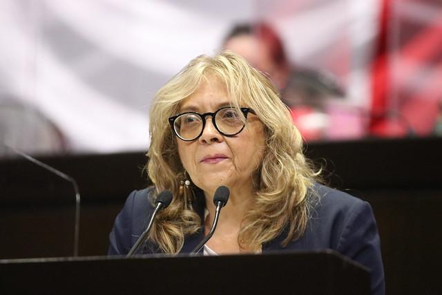 18/04/2021 Tribuna Diputada Maria De Los Ángeles Huerta