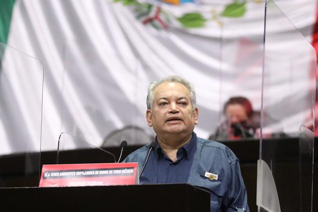 28/04/2021 Tribuna Diputado Edelmiro Santos