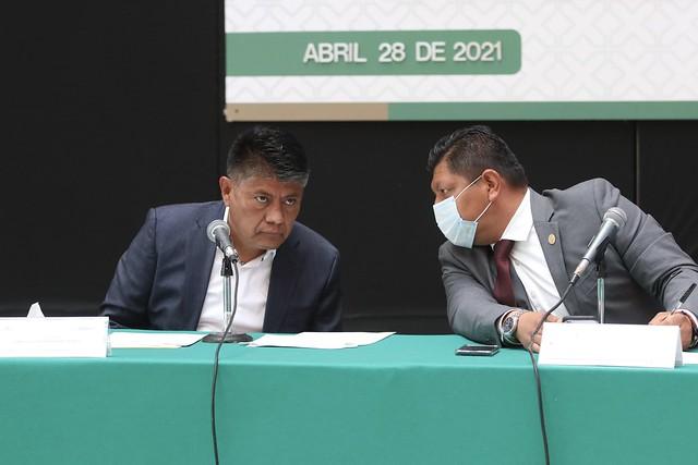 28/04/2021 Comisión De Gobernación Y Población