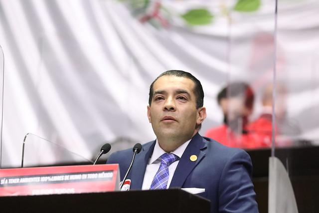 28/04/2021 Tribuna Diputado Misael López
