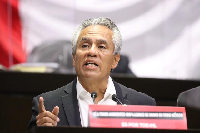 28/04/2021 Tribuna Diputado Arturo Hernández Tapia