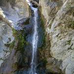 Eaton Canyon Falls in Alta Dena -361