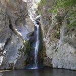 Eaton Canyon Falls in Alta Dena -318