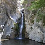 Eaton Canyon Falls in Alta Dena -315