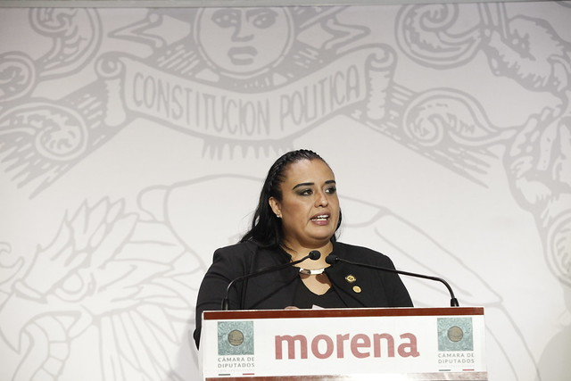 28/04/2021 Conferencia Diputada Beatriz López Chavez
