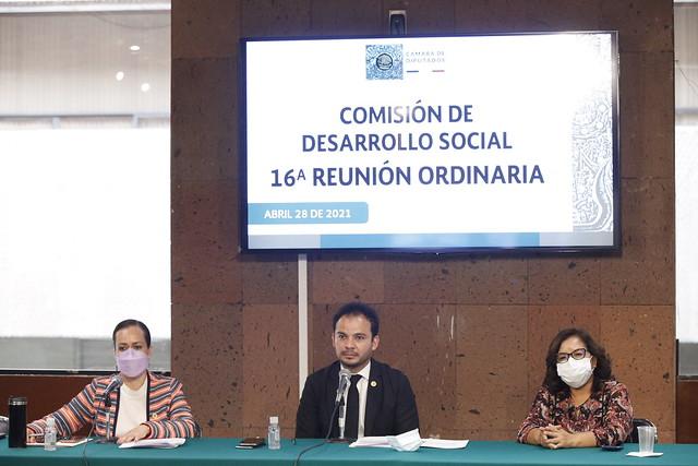 28/04/2021 Comisión De Desarrollo Social