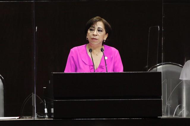 29/04/2021 Tribuna Beatriz Rojas