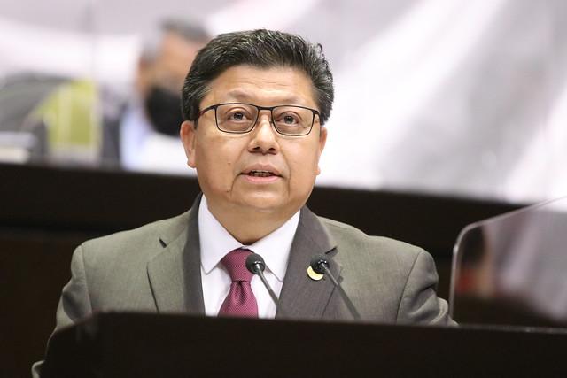 28/04/2021 Tribuna Diputado Rubén Cayetano