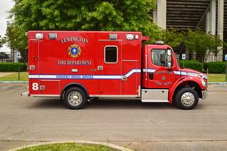 RM1450 Lexington Fire Department (KY)