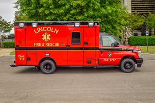 2681 Lincoln Fire & Rescue (AL)