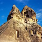 Hoodoo Castle  (Fuji GF670 / MF Velvia 100)