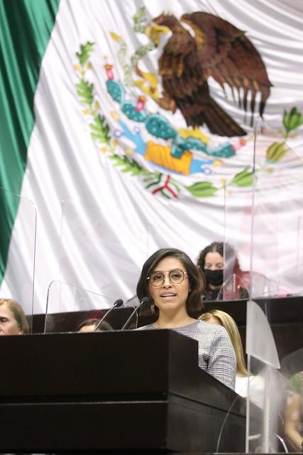 30/04/2021 Tribuna Diputada Carolina Pozos Ponce