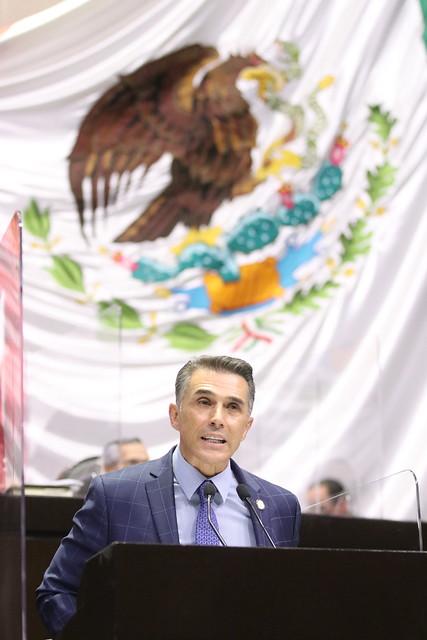 30/04/2021 Tribuna Diputado Sergio Mayer Bretón