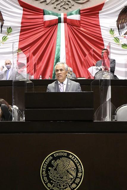 30/04/2021 Tribuna Diputado Arturo Hernández Tapia