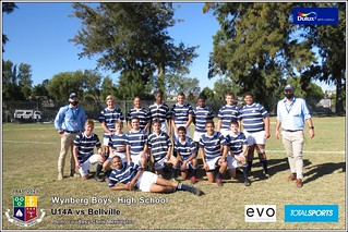 WBHS Rugby: U14A vs Bellville