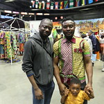 Africa Pavilion at Carassauga Mississauga Festival of Cultures