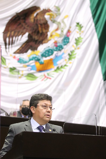 30/04/2021 Tribuna Diputado Rubén Cayetano