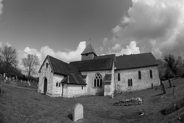 Silchester Church,