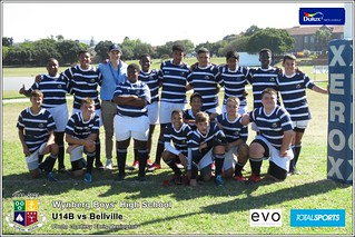 WBHS Rugby: U14B vs Bellville