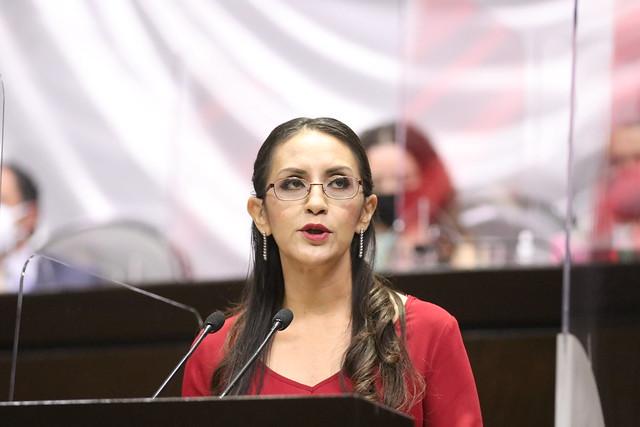 29/04/2021 Tribuna Diputada Laura Imelda Pérez Segura