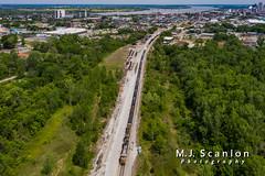 UP 5974 | GE C44ACCTE | CN Memphis Subdivision