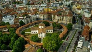 Rotonda di Besana, Milano