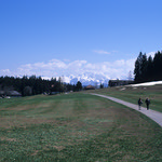 Hiking Heaven  (FM3a / Ektachrome)