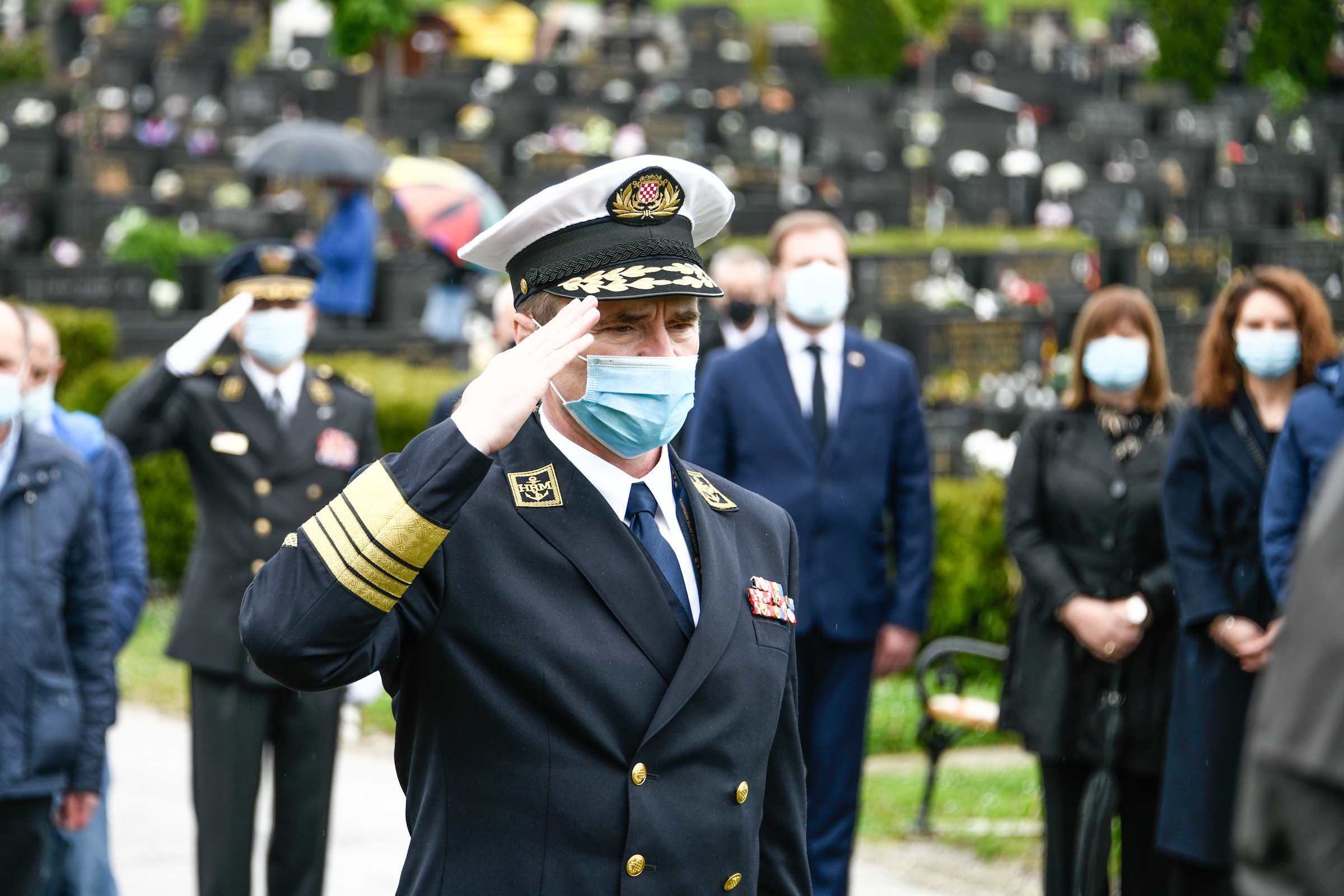 Obilježena 23. godišnjica smrti ratnog ministra Gojka Šuška