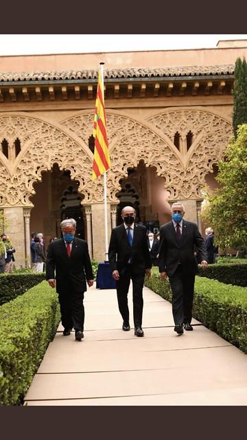 Acto del Día de Aragón