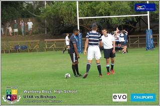 WBHS Rugby: U14A vs Bishops