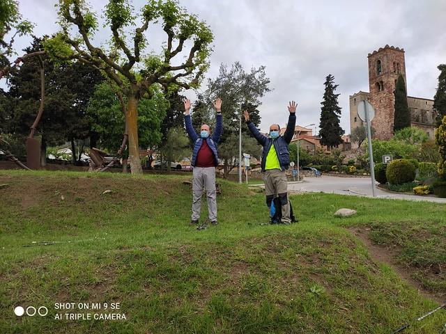 Photo:Excursió de Marxa Nòrdica - La Plana de Vilamajor 18 By Centre Europeu de Barcelona