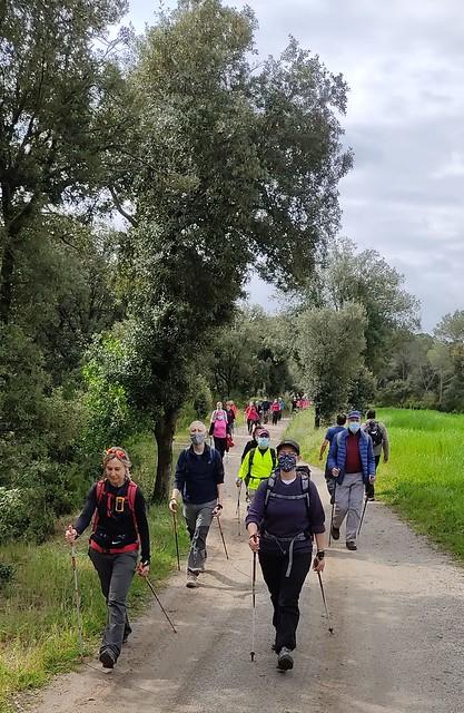 Photo:Excursió de Marxa Nòrdica - La Plana de Vilamajor 6 By Centre Europeu de Barcelona