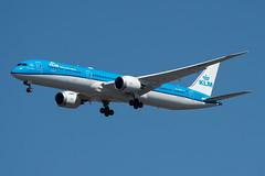 PH-BKF - KLM - Boeing 787-10