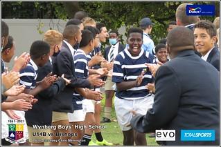 WBHS Rugby: U14B vs Bishops
