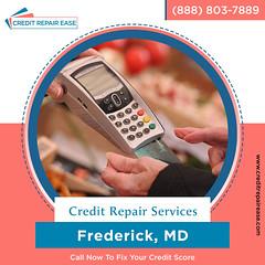 Credit Repair in Frederick, MD