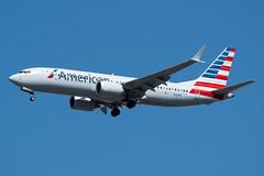 N329SL - American Airlines - Boeing 737-MAX8