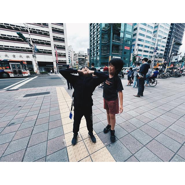 早上出門還笑穿厚外套的江二哥會熱昏倒,後來發現江二哥是對的 (125/365/2021) #taipei #taiwan