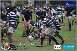 WBHS Rugby: U14B vs Rondebosch