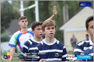 WBHS Rugby: U14D vs Rondebosch