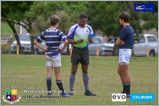 WBHS Rugby: U16C vs Rondebosch, Album II