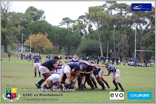 WBHS Rugby: U16C vs Rondebosch, Album I