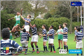 WBHS Rugby: U14E vs SSDP U14A
