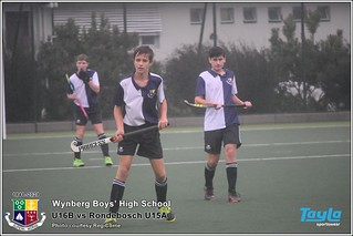 WBHS Hockey: U16B vs Rondebosch U15A